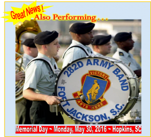 282 Army Band - Also Performing