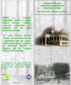 Lower Richland Heritage Corridor Visitor Guide