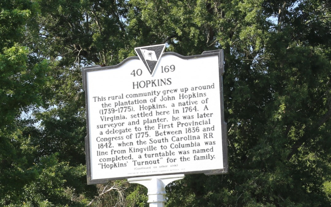 Historical Markers Project